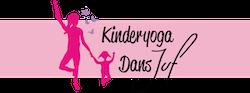 Kinderyoga Dans Juf Logo
